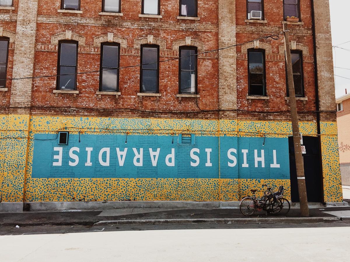 Toronto'nun Bütün Duvarları Konuşuyor